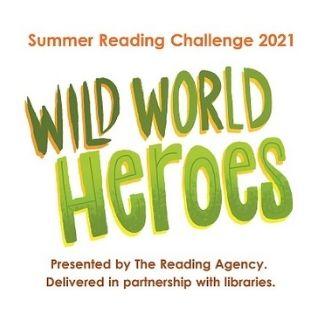Summer Reading Challenge Logo World Wide Heroes