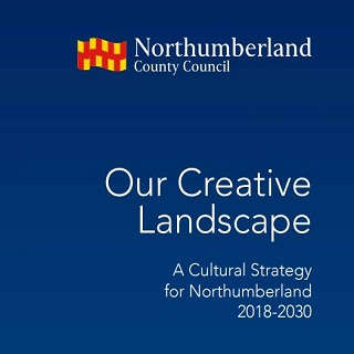 Image showing Our Creative Landscape 2018 - 2030