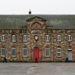 Image showing Visit Berwick Barracks