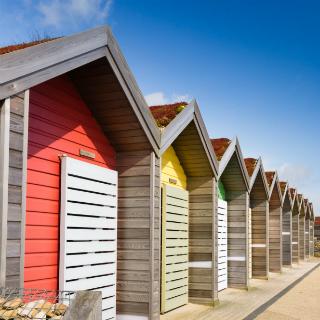 Image showing Visit Blyth Beach