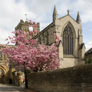 Image showing Visit Hexham Abbey