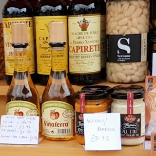 Image showing Spanish artisan food