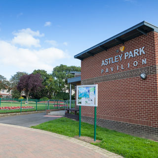 Image showing Astley Park, Seaton Delaval