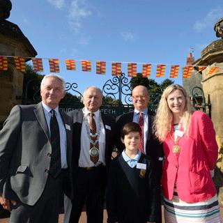 Image showing Carlisle Park 90th anniversary celebrations