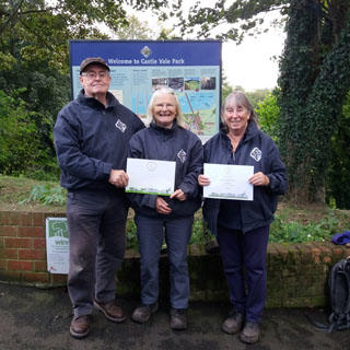 Image showing Northumbria in Bloom award success