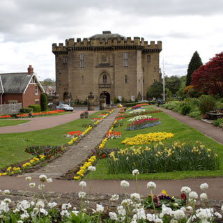 Image showing Welcome to Carlisle Park