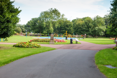 Local parks & gardens in Northumberland