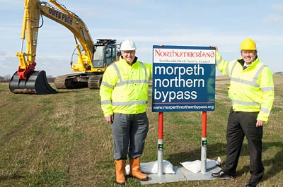 Local councillors give nod to progress on northern bypass