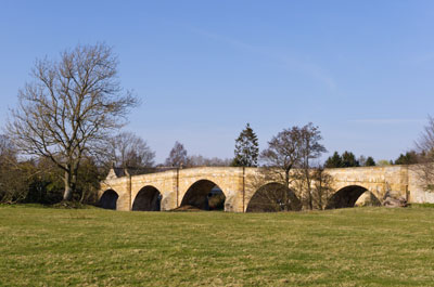 Image demonstrating Autumn works planned for historic bridge