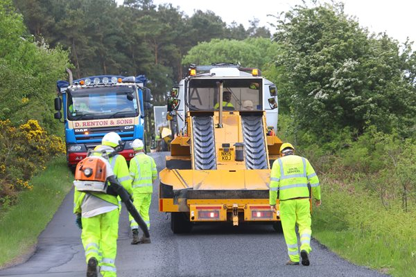 Image demonstrating Council scoops extra £5m for major road repairs