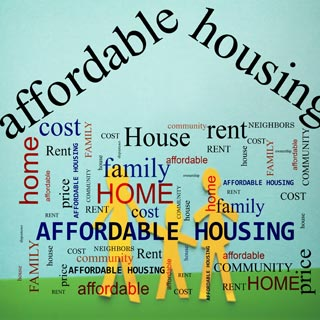 Image demonstrating Council to purchase more affordable housing for rent in Wooler