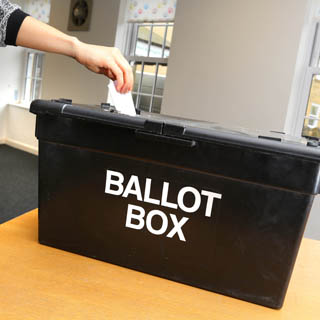 Image showing Don't get caught out – make sure you're on the electoral register