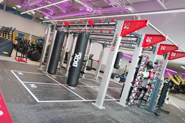 Image demonstrating Second phase of improvements toBlyth Sports Centre complete