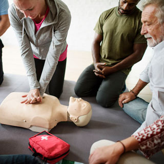 Image demonstrating Learn to Restart a heart and save a life