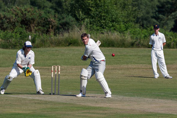 Image demonstrating Council grant for Stamfordham Cricket Club