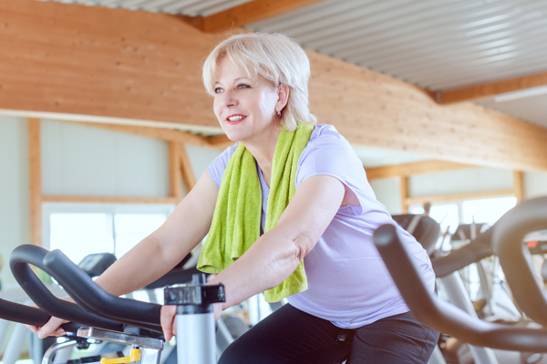 Image demonstrating Fitness fans joy as leisure centres reopen