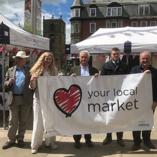 Image demonstrating New market trader incentive scheme launched across Northumberland