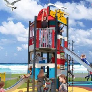 Council funding approval gives green light to Newbiggin play area