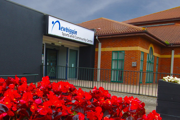 Image demonstrating Hirst Welfare and Newbiggin Sports CentreReopen