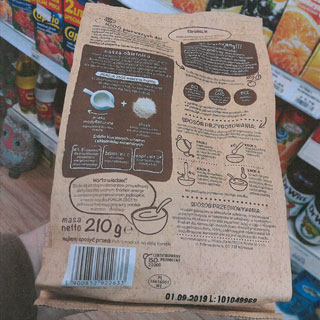 Image demonstrating Polish food store fined for failing to label food correctly