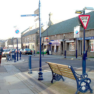 Image demonstrating Views sought on proposed changes to Amble Town Council