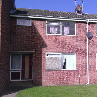 Image demonstrating Council working to bring empty homes back into residential use