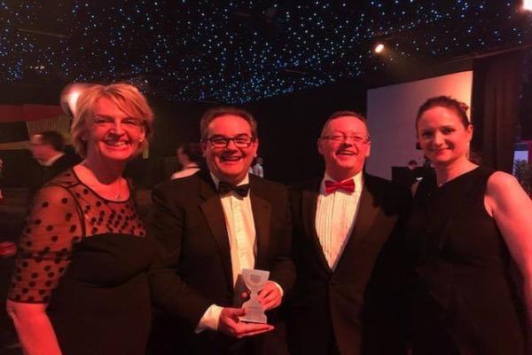 Image demonstrating Northumberland strikes Gold at prestigious travel awards