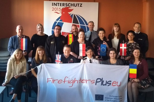 Image demonstrating NFRS partner in multinational social inclusion project