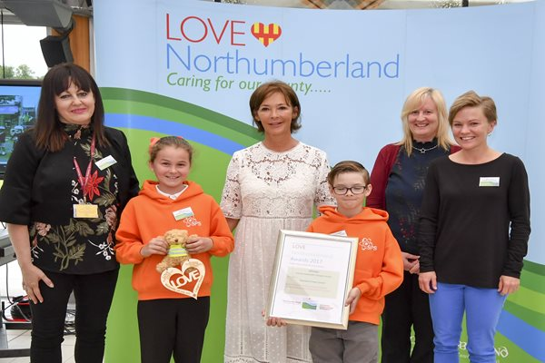 Image demonstrating Entries open for 2018 LOVE Northumberland Awards