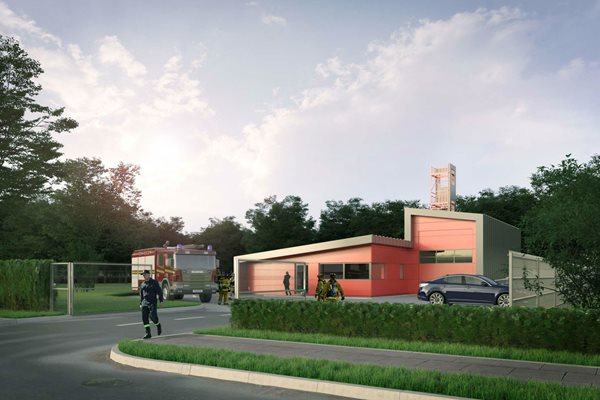 Image demonstrating Have your say on proposed Ponteland fire station move
