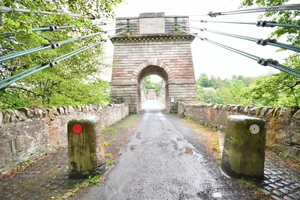 Image demonstrating Public encouraged to attend Union Chain Bridge consultation events