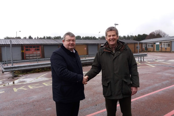 Image demonstrating New lease of life for former council depot