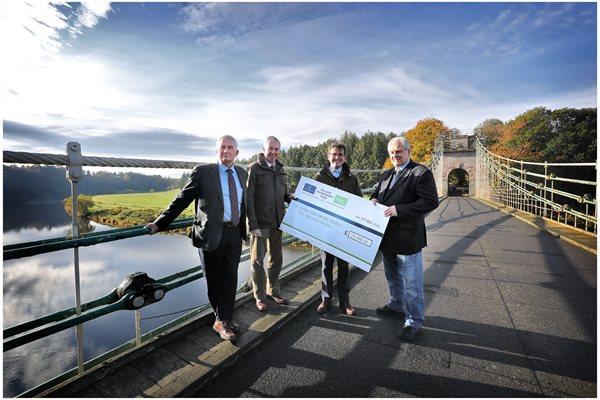 Image demonstrating Historic bridge scheme nets grant funding