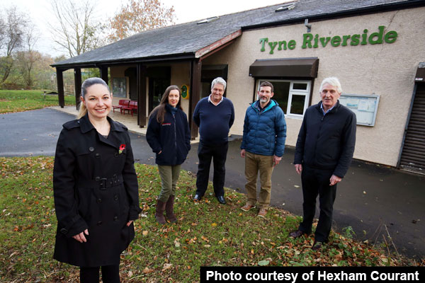 Image demonstrating Park building gets new lease of life