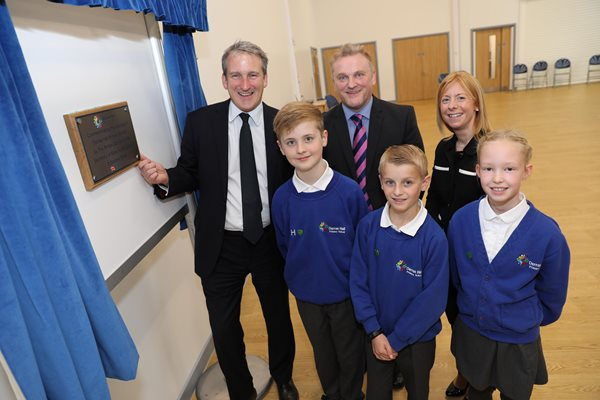 Image demonstrating Ministerial backing for new Darras Hall Primary School