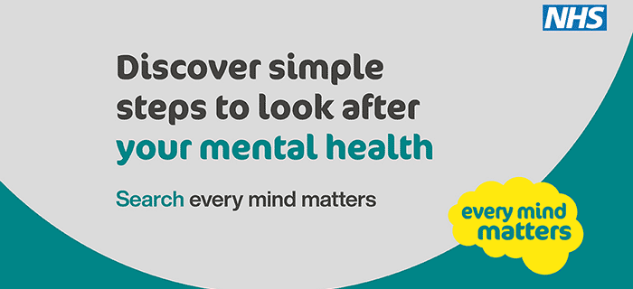 Image showing Discover simple steps to look after your mental health