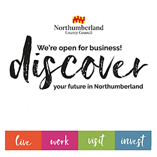 Image showing Discover Northumberland