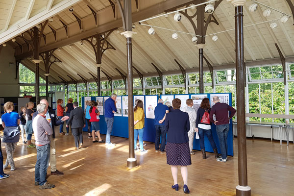 Image demonstrating Great turnout for Hexham schools drop-in events