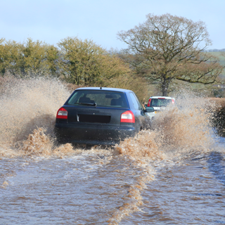 Image demonstrating Help at hand for flooding issues