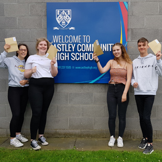 Image demonstrating Northumberland schools improve their A-level figures