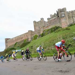 Image demonstrating Thousands flock to watch Tour of Britain in region