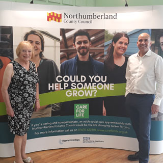 Image showing Keen interest in new apprenticeship programme