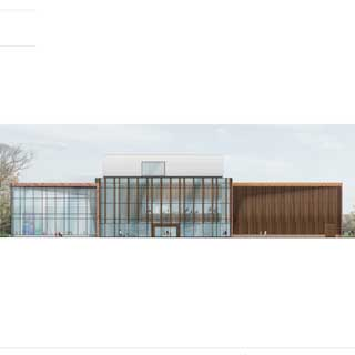 Image demonstrating Planning application submitted for new leisure centre