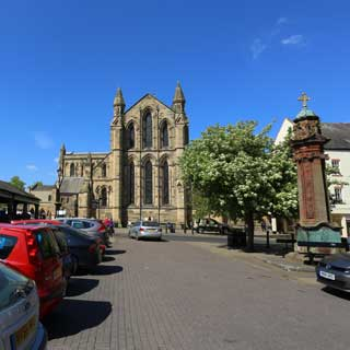 Image demonstrating Hexham Market Place consultation results
