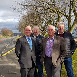 Image demonstrating Prudhoe road improvements welcomed