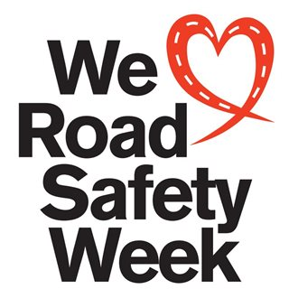 Road Safety Week poster