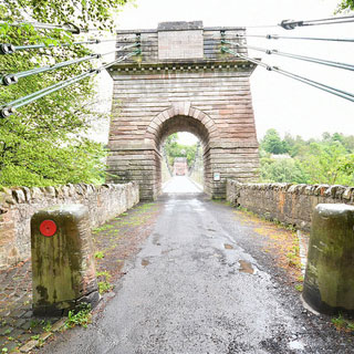Image demonstrating Public encouraged to find out more about Union Chain Bridge project