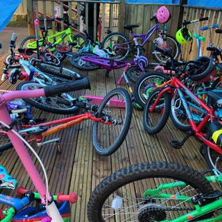 Image demonstrating Bike Week promotes eco-friendly travel