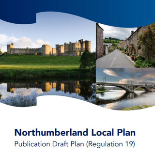 Image demonstrating Northumberland Local Plan hearings begin