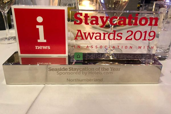 Staycation Award 2019